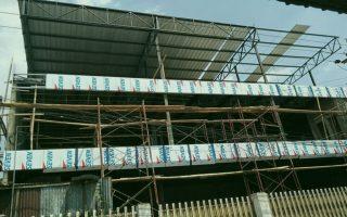 Pemborong Pekerjaan Pasang Aluminium Composite Panel di Jogja